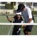 Break Point Tennis coaching